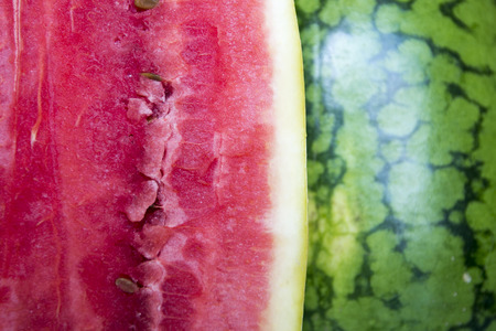 abstracted: watermelon Stock Photo
