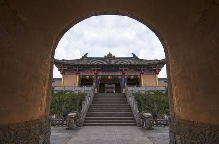 Ancient architecture,  Dali 新聞圖片