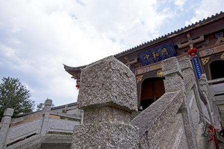 Ancient architecture,  Dali 版權商用圖片