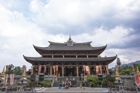 Ancient architecture,  Dali 新聞圖片