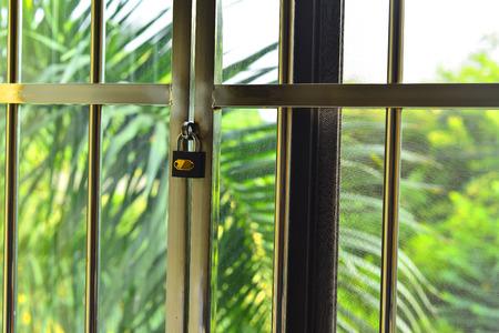 lock block: Lock