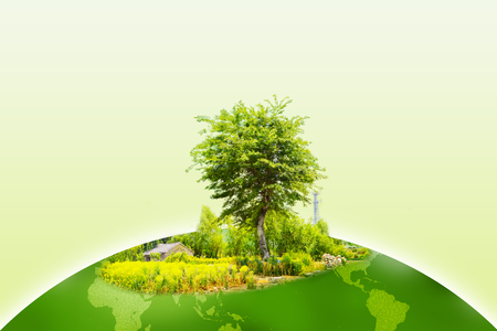 Tree Earth eco
