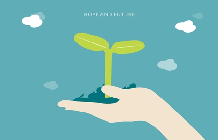 without delay: Hope and Future