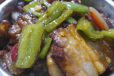 stew: Sichuan style stew pork