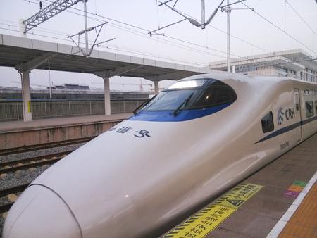 highspeed: china railway high-speed