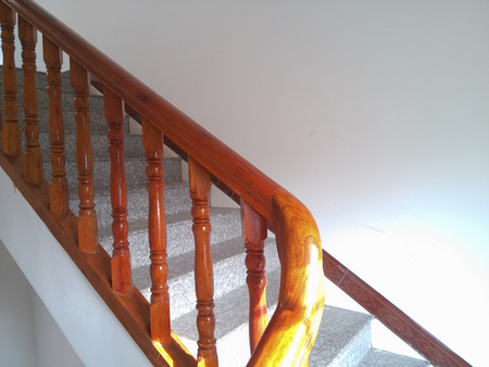 upward: Upward stairs