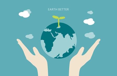 better: Earth better