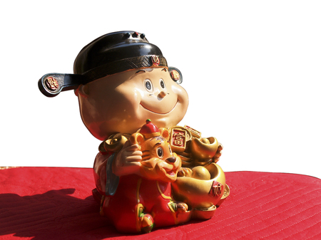 property of china: Chinese God of Wealth