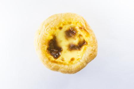 egg tart: A Egg Tart