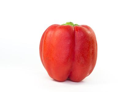red bell pepper: Red bell pepper