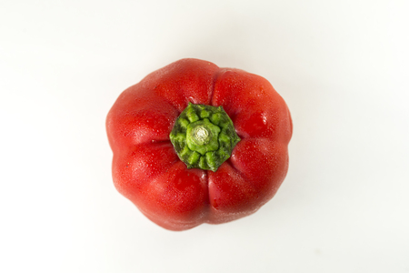 bell pepper: Red  bell pepper