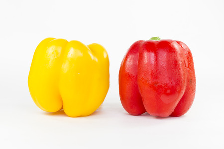 bell pepper: Sweet bell pepper