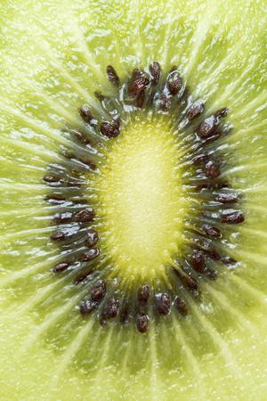 divergence: close up Kiwi Stock Photo