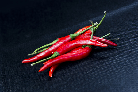 feature: Red pepper feature Stock Photo