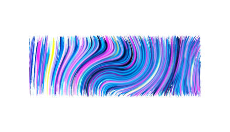Candy color glowing lines ribbon texture abstract wallpaper background.  イラスト・ベクター素材