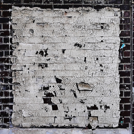 constitutive: Abstract wall trail Stock Photo