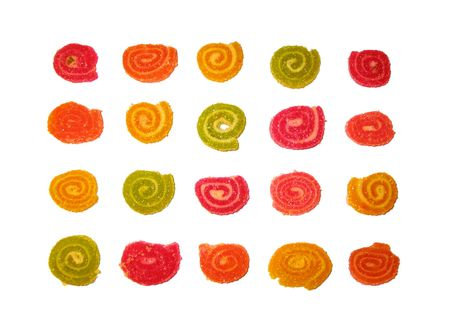 chew over: 20 gustosa jellyrolls