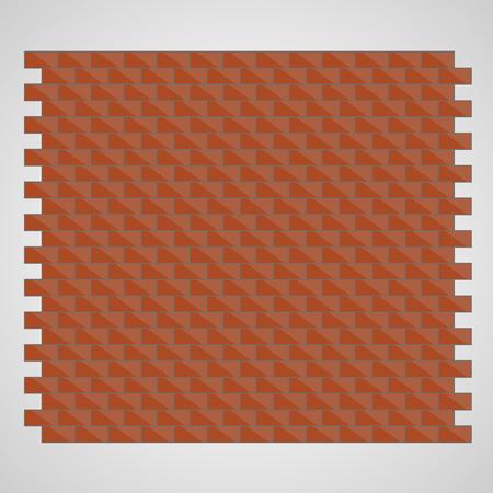 wall vector illustration