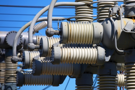 Equipment of high electric voltage