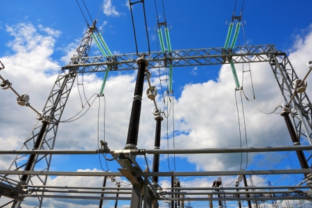 Production and distribution of electric energy