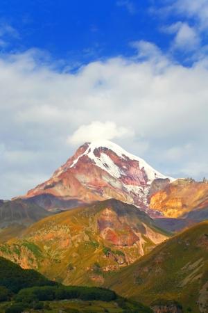 Kazbek Georgië