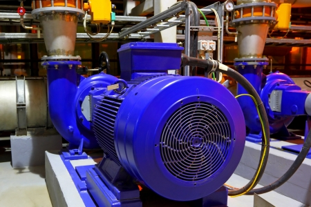 Factory motor machine equipment