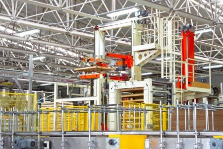 Industriële fabriek