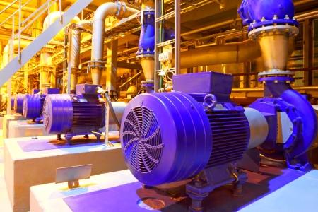 Factory equipment Stok Fotoğraf