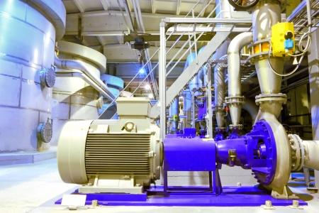 Factory  equipment Standard-Bild