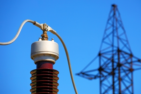 Equipment of electric substation