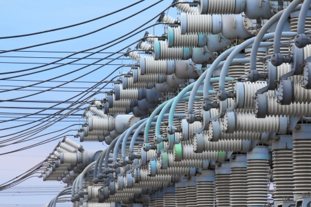 Electric substation photo
