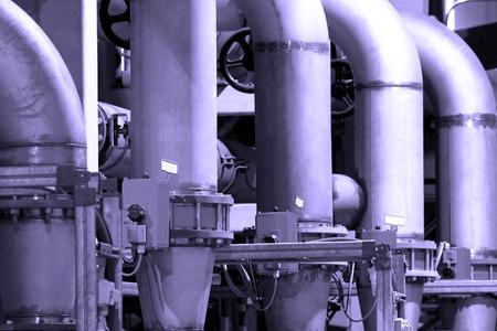 Gas pipeline photo
