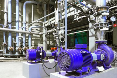 Factory equipment Stock Photo