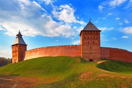 novgorod: Kremlin  Novgorod  Russia