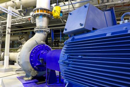 Fabriek apparatuur Elektrische motor van pompen