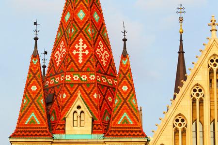 Budapest. Hungary. Standard-Bild