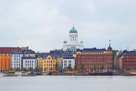 finland: Helsinki Finland townscape
