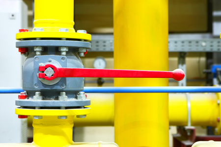 Gas pipeline.Industrial business