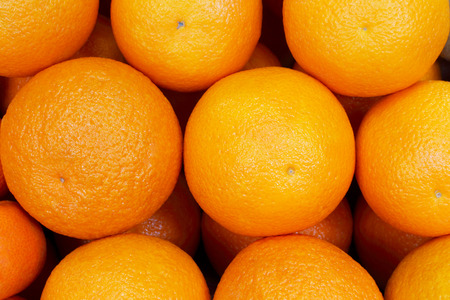 Ripe juicy oranges.Fruit background.