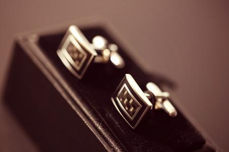 cuff: Cuff links in a box