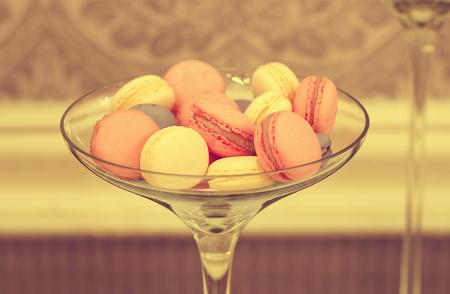 dessert buffet: Delicious dessert buffet Stock Photo