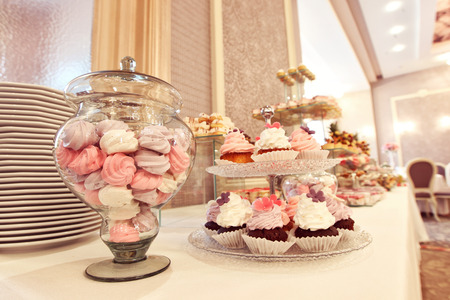 afternoon fancy cake: Delicious candy bar