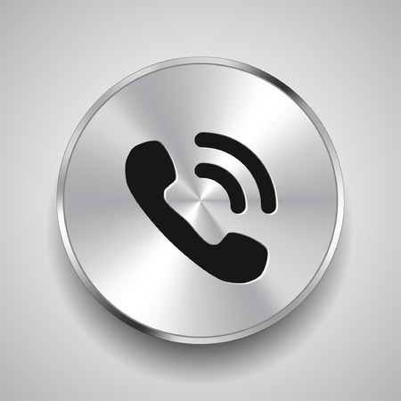 Pictograph of phone Vector