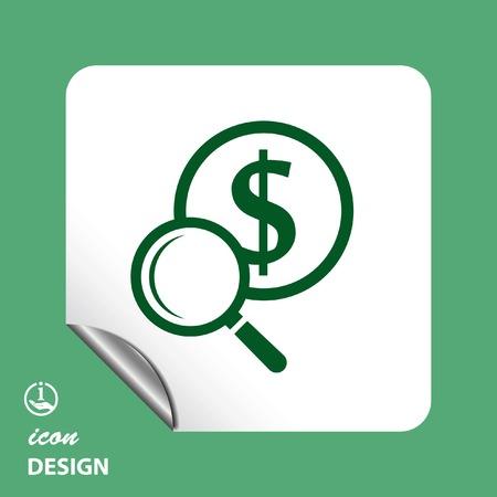 pictograph: Pittogramma di denaro