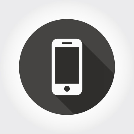 gadget: Pictograph of mobile