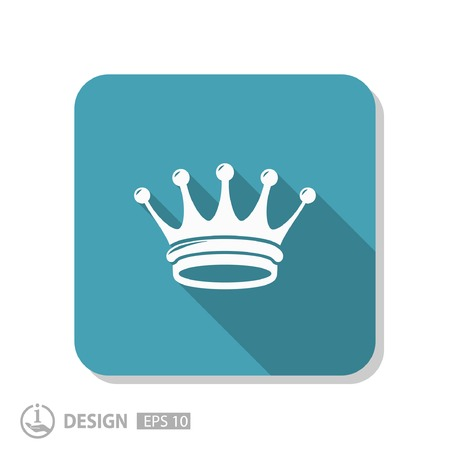 aristocracy: Pictograph of crown