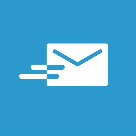 pictograph: Pictograph of mail Vettoriali