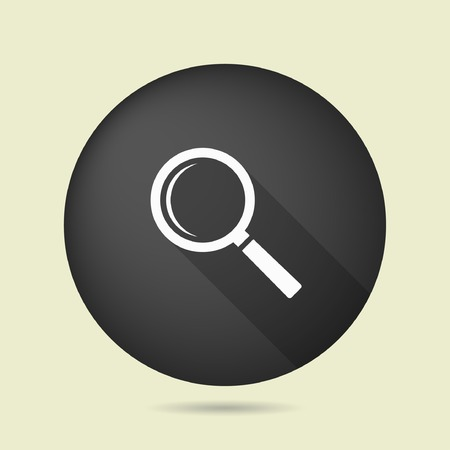 pictograph: Pictograph of search
