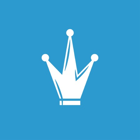 the aristocracy: Pictograph of crown