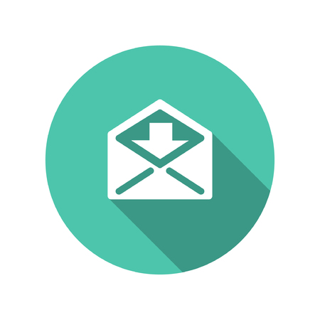 pictograph: Pictograph of mail Illustration